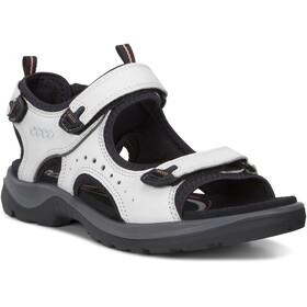 ECCO Offroad Sandals Damen shadow white